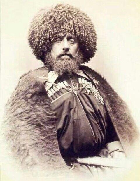 Кумыкский бек из Агач-аула Алыпкачев Алискандер