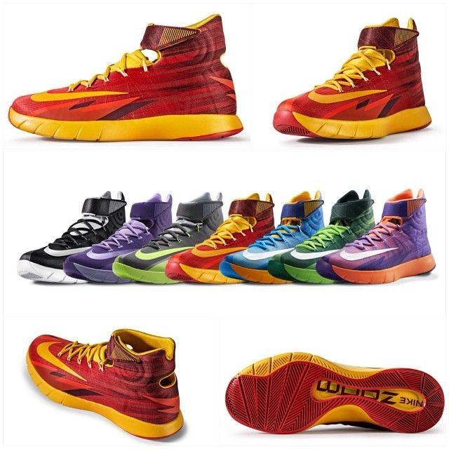 hyperrev shoes