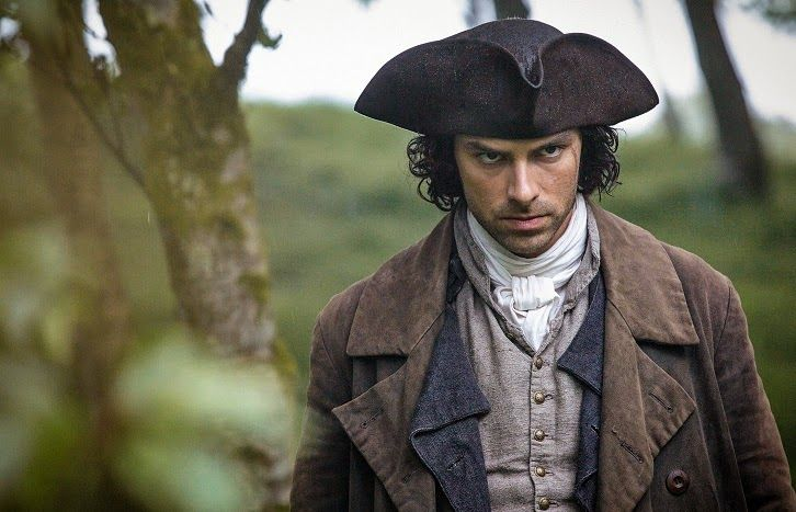 """Poldark - Episode 5 - """"I'll starve before I see another piece of Leisure in his hands"""" Ross to Dwight & Henshawe"""