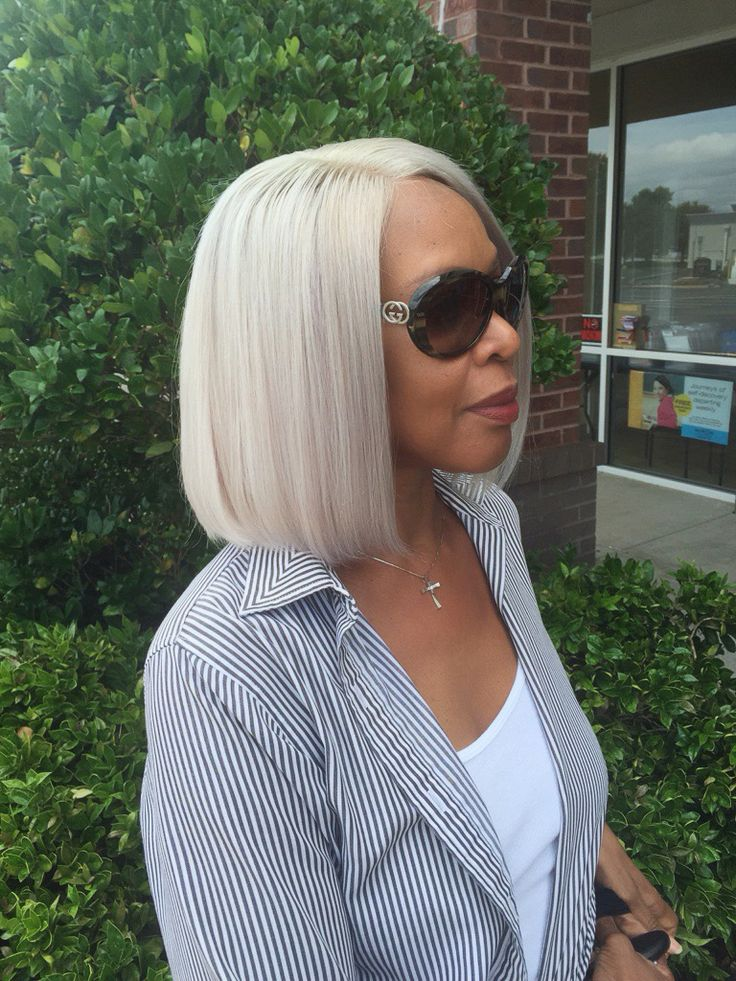 client wanted a sewin that matched her natural hair color