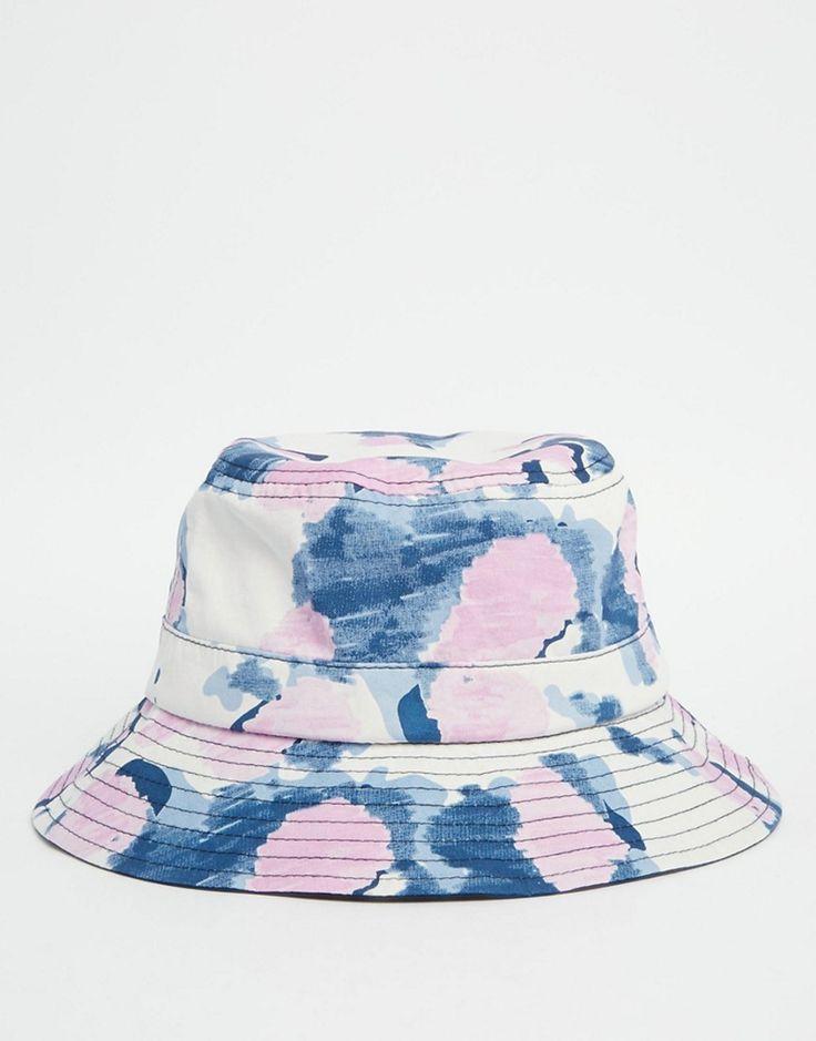 Image 4 ofASOS Camo Bucket Hat