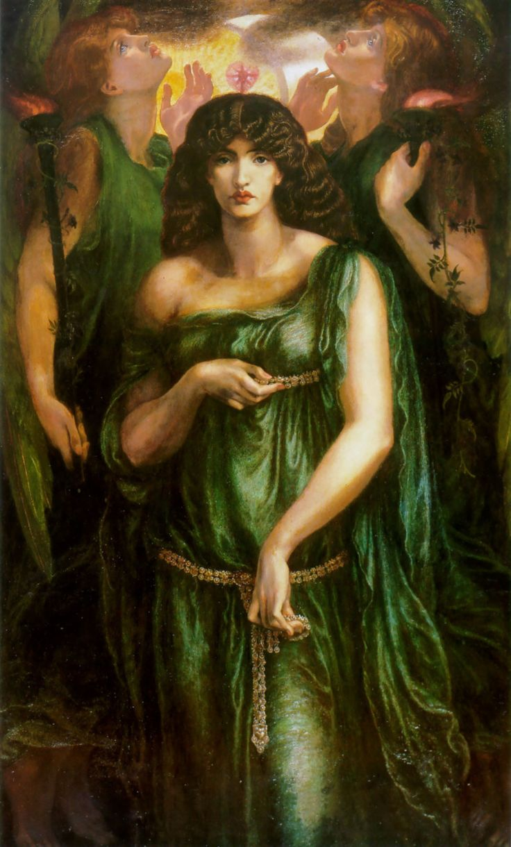 Astarte Syriaca by Dante Gabriel Rossetti 1877. This is the image we're using on the poster for the exhibition at Tate Britain - it's in Manchester City Galleries' collection.: Dante Gabriel, Gabriel Lipsticks, Painting, For Raphaelites, Jane Morris, Preraphaelites, Forefront
