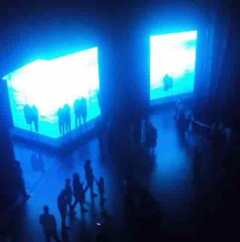 #Dubaimall #Poweroutage – #Blackout at Dubai Mall | InfotechROIDS