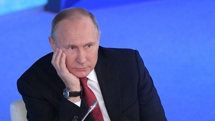 Poutine remet en Cause la Part de l'Homme dans le Changement Climatique