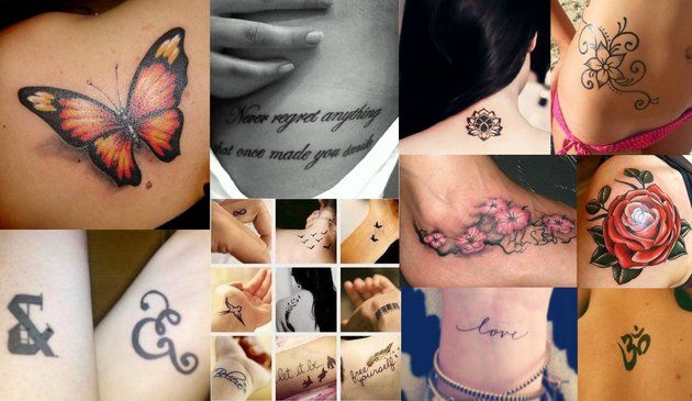 small meaningful tattoos for women - Google Search