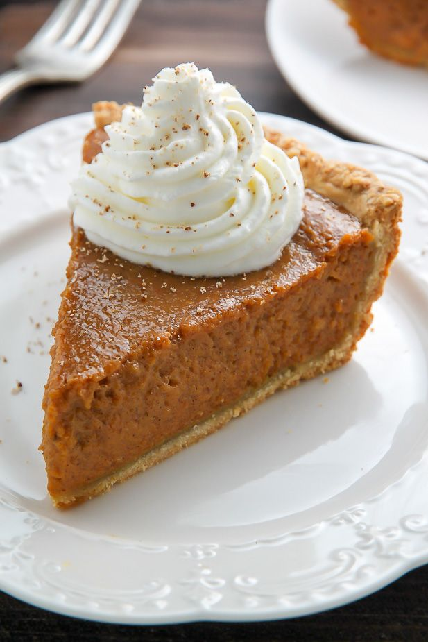 Silky smooth and richly spiced, my Brown Butter Pumpkin Pie is the ...