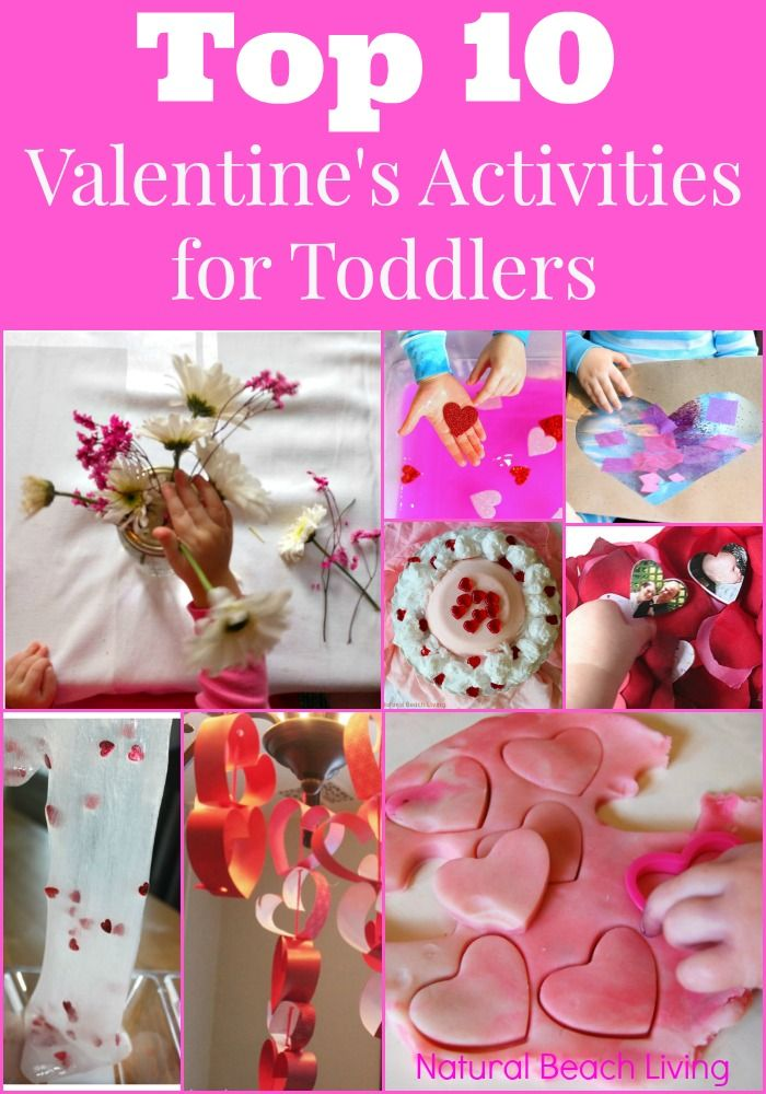top 10 valentines activities for toddlers
