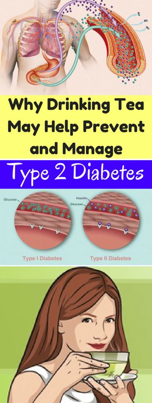 Why Drinking Tea May Help Prevent and Manage Type 2 Diabetes -