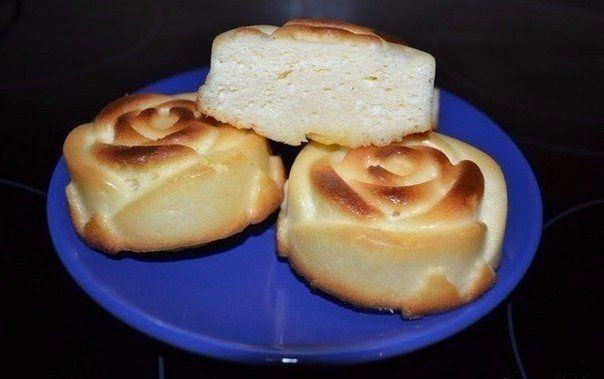 The air in the oven cheesecakes