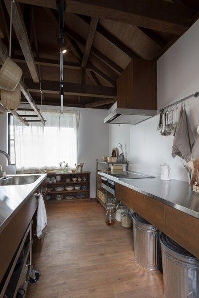 HOWS練馬石神井台の家 #renovation #リノベーション #house #interior #インテリア #住まい #暮らし #style  #DIY #home #kitchen