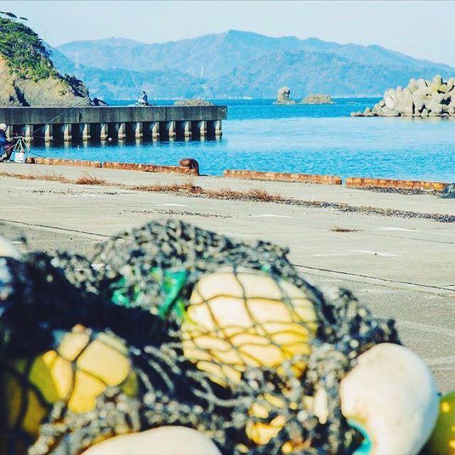 【iris_saito】さんのInstagramをピンしています。 《↟↟Takahama Blue↟↟ ・ ・ #nature #japan #写真部 #instafollow #followme #写真好きな人と繋がりたい #landscape #travel #山 #自然 #instajapan #福井 #高浜 #北陸 #vsco #船 #青葉山 #colorful #sky #空 #フィルム #mountains #film #filmisnotdead #sea #海 #blue #igersjp》