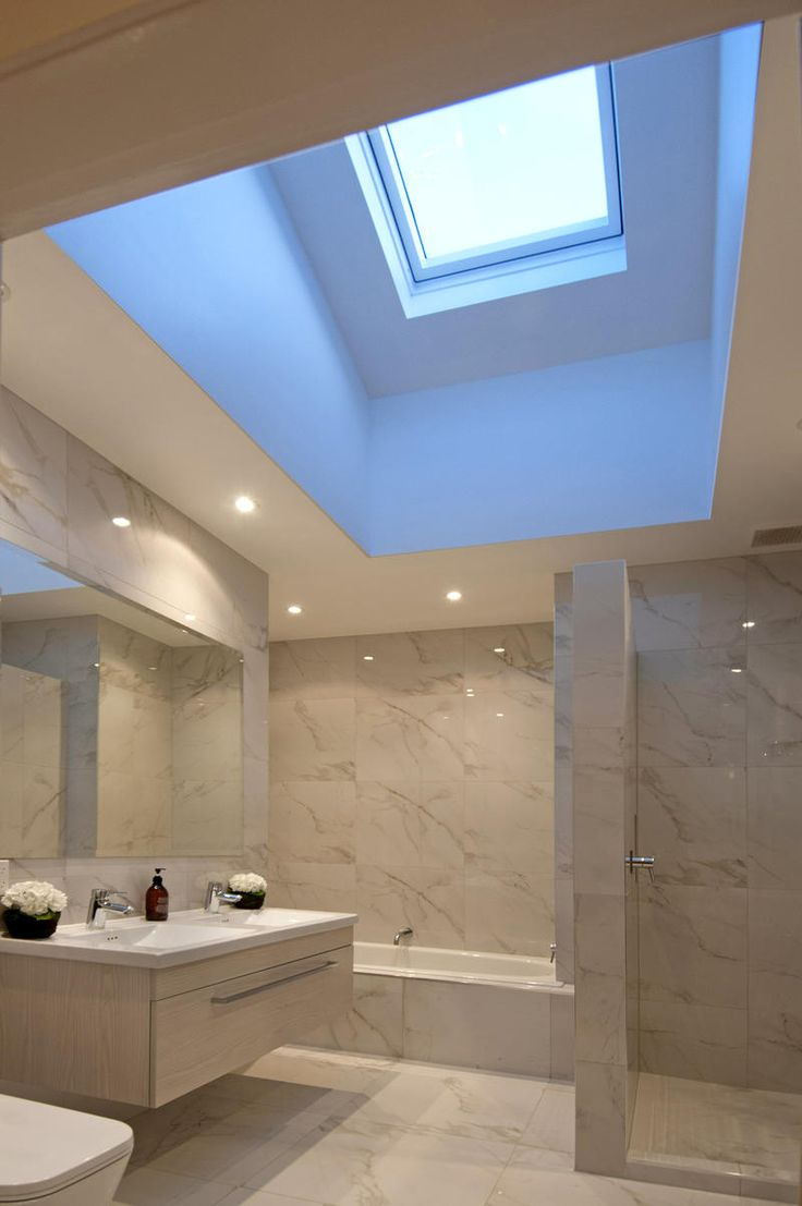 9 Best Skylights Images On Pinterest Side Return Skylights And Bedrooms