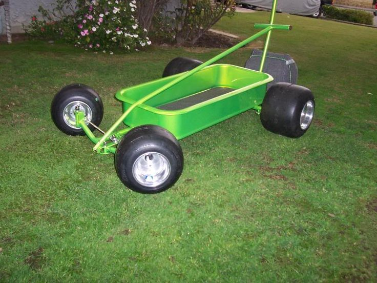 Hot Rod Strollers And Low Ryder Wagons Straight Shooter