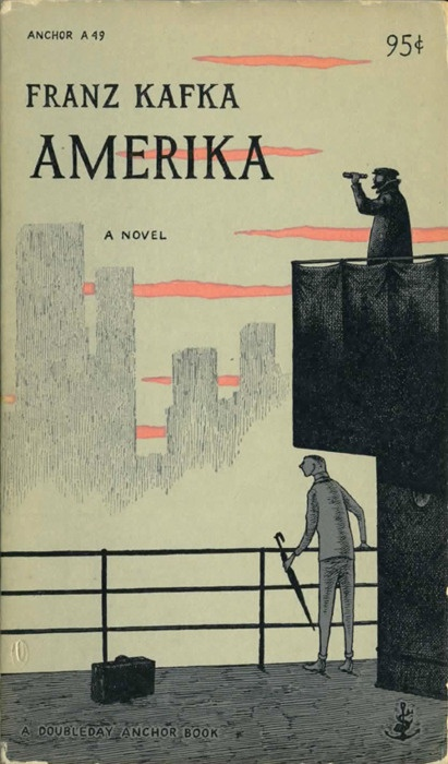 """the life of karl rossmann in the novel amerika by franz kafka Sunday book review   america, 'amerika  his heir,"""" karl rossmann but it was not until kafka accepted the guilt of his """"creature"""" and """"heir,"""" and confiscated all but the first."""