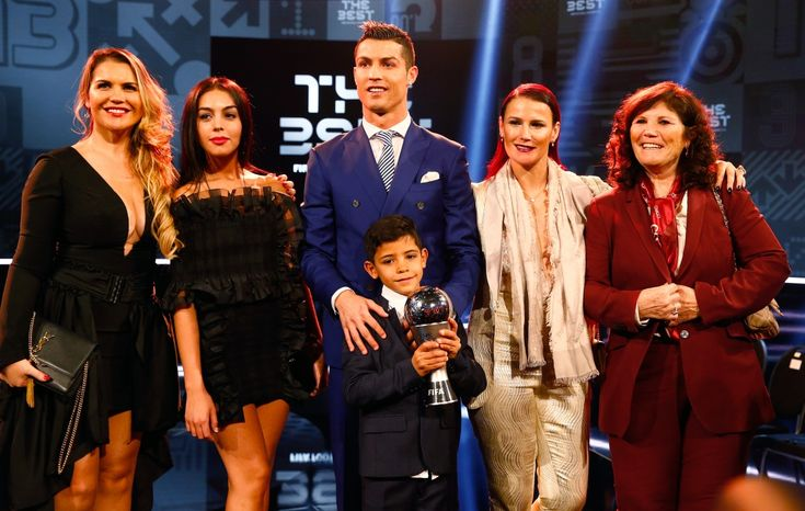 Cristiano Ronaldo's mother has denied reports that Georgina Rodriguez is pregnant.