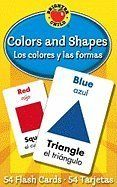 Colors & Shapes Flash Cards by CARSON. $5.99. Brighter Child® Colors and Shapes Flash Cards offer children a fun and easy way to practice their addition skills. The set features 54 cards with two addition problems each, their answers on the opposite side. Bright, bold numbers are placed on a white background for easy reading, and a special card also offers creative game ideas designed to reinforce learning.