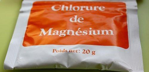 Les 9 Vertus dune Cure de Chlorure de Magnésium.