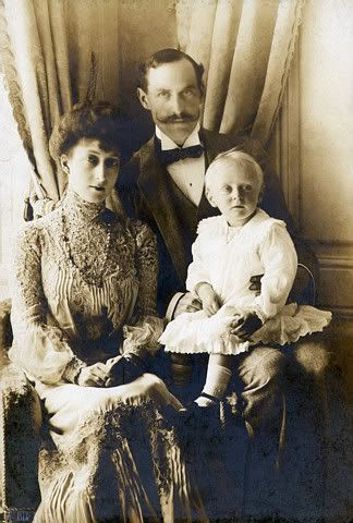 King Haakon & Queen Maud of Norway (nee Princess Maud of Wales)