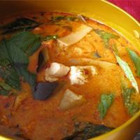 Cambodian Red Curry Paste recipe.