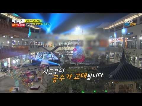 Free Class Bahasa Korea Running Man 28 Oktober 2017