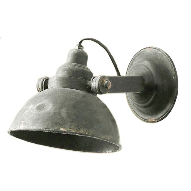 Industrial Wall Sconce - Google Search