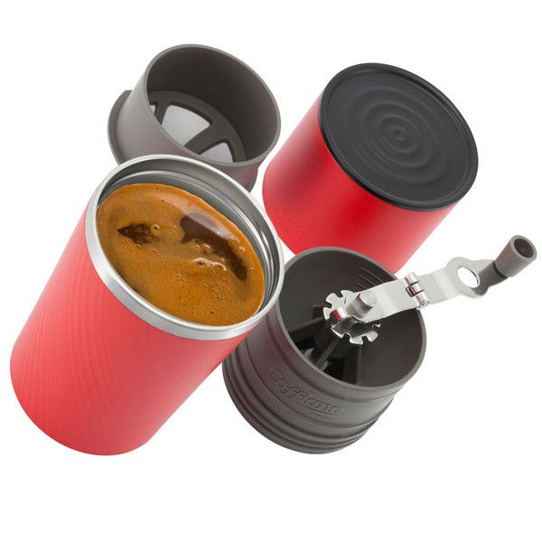 Buy Cafflano Klassic Portable Coffee Maker and other gifts online - The Fowndry