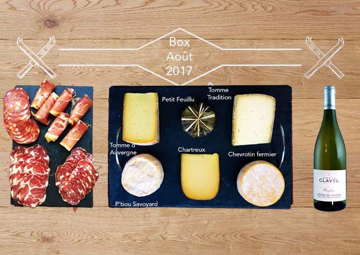 box tentation fromage de aout 2017