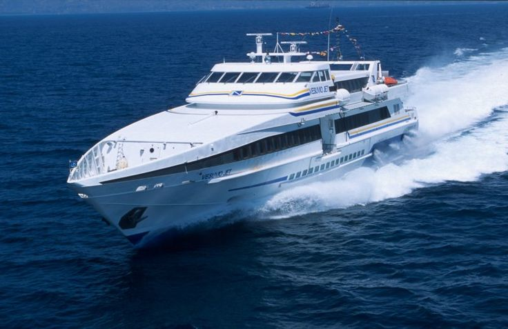 Ferry Boats – Advantages of Using Them