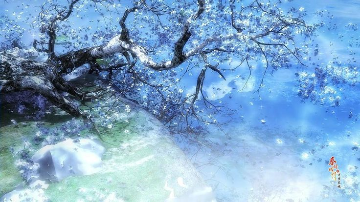 36 Best Images About Anime Cherry Blossom On Pinterest