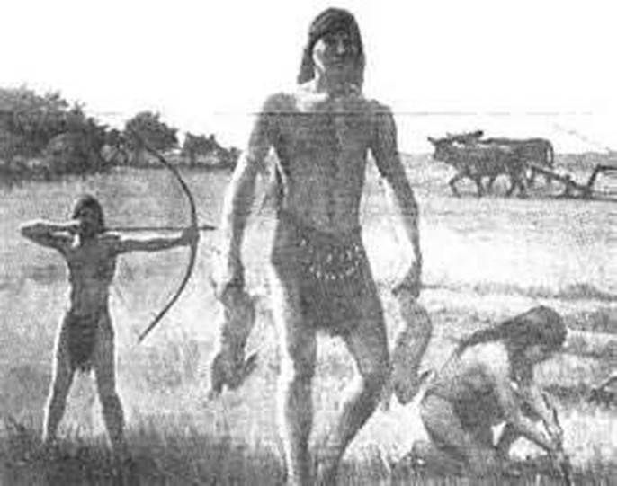 Nomadic Coahuiltecan Indians inhabited the region for 11,000 years ...