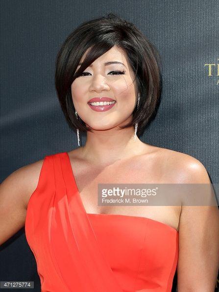 Tessanne Chin, love the bob haircut and style.