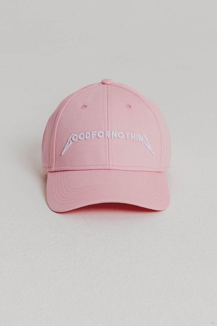 Tour Pink Baseball Cap