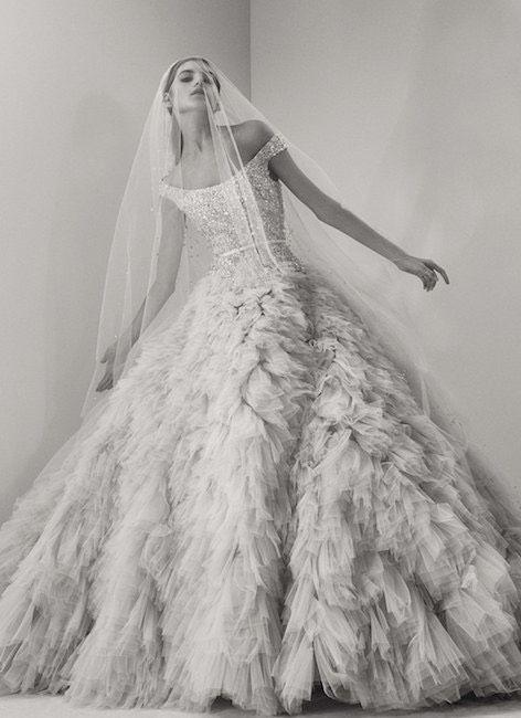 Elie Saab la sposa inverno 2017-2018