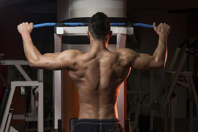 Pull up bars are your best friends.  Or they should be!  Here's our new 2015 guide to the best doorway pull up bars, wall mounted bars, and free standing pull up bars:  http://www.topfitnessmag.com/pull-up-bar/