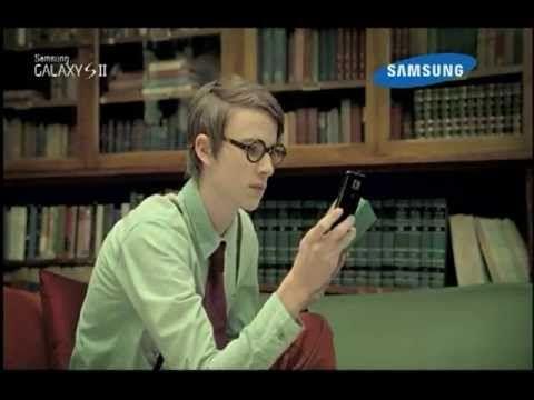 Samsung Galaxy S II - Color intenso