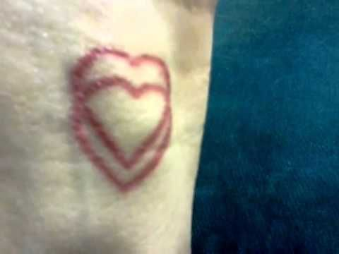 Love tattoo ink pt.2 - YouTube