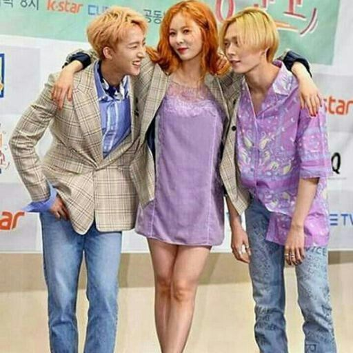 Triple H ~ Hyuna, Hui and E'Dawn