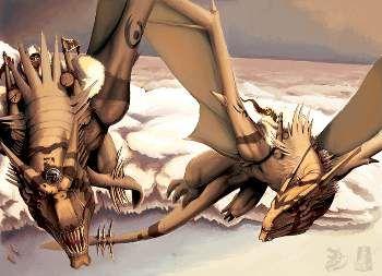 Resultado de imagen para dragones agua fuego tierra y aire