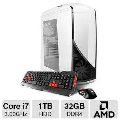 Best iBUYPOWER TD787XLC Gaming Desktop Computer for Cyber Monday sales 2015 at Walmart