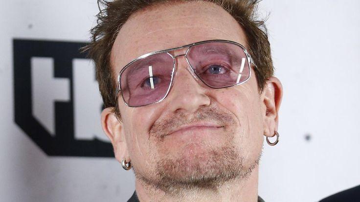 "Promi-News des Tages: Bono ist ""Glamours"" Frau des Jahres"