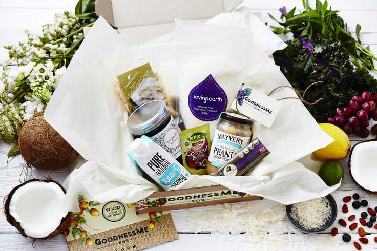 Click on this link to WIN 1 of 10 GoodnessMe Box Coconut Lover Gift Boxes worth $75!