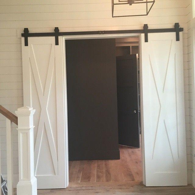 Barn Door Inspiration From Our Coastal Farmhouse