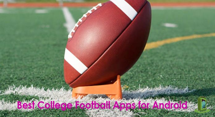 11 Best College Football Apps for Android – 2016 | Live Scores and Updates