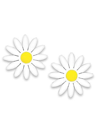 Darling Daisy Earrings - AmeriMark - Online Catalog Shopping for Womens Apparel | Beauty Products | Jewelry | Womens Shoes | Health | Wellness