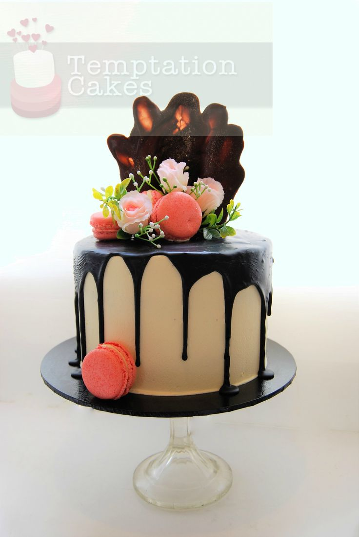 Drizzle Cake Tutorial