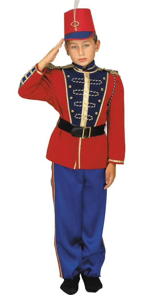http://www.bing.com/images/search?q=Christmas Toy Soldier Costume