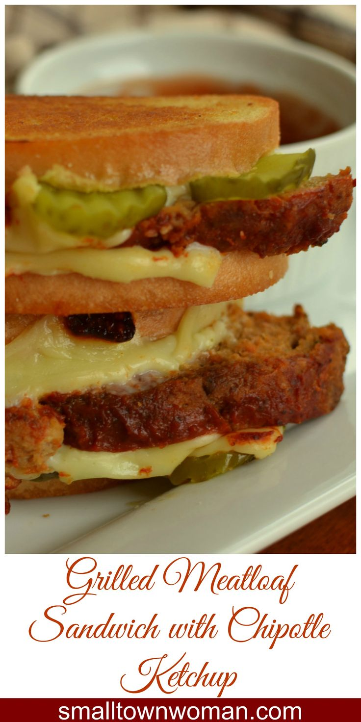 Grilled meatloaf sandwiches are what it is all about!  They are out of this world good!