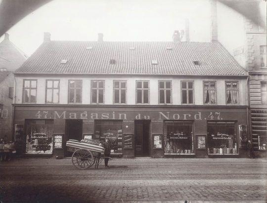 Nørrebrogade 47, ca. 1898