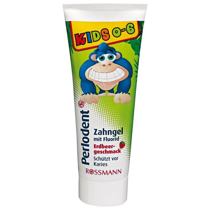 Perlodent Zahngel für Kinder - ROSSMANN Online-Shop