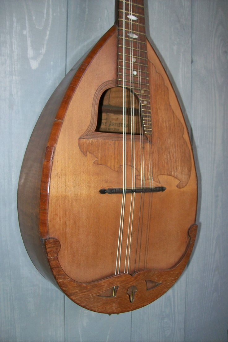 alte, antike Mandoline ( CRISTOFARO ) | eBay